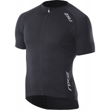2XU Road Comp Cycle Jersey blk/blk