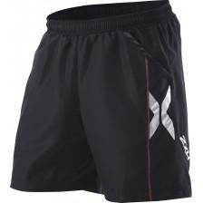 2XU Hardloopbroek - Long Leg Black/Black
