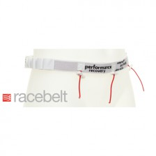 Compressport Startnummerband wit