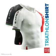 Compressport pro racing triathlonshirt