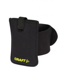 Craft Music Arm Belt telefoonhouder zwart