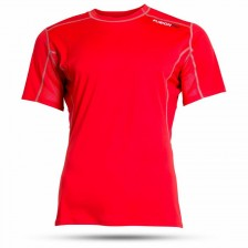 Fusion PRF Pro T-shirt dames Rood