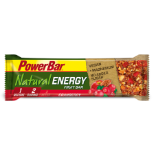 Powerbar Natural Energy Fruit & Nut Bar