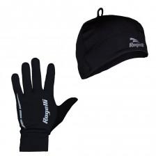 Set Murray handschoenen en Lester muts
