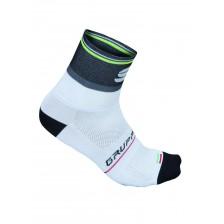Sportful Gruppetto Pro 12 Fietssokken wit-zwart