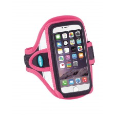 Tune Belt AB86RP Sport armband reflecterend roze