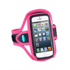 Tune Belt AB87RP Sport armband reflecterend roze
