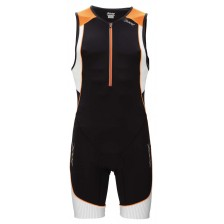 Zoot Ultra Tri Racesuit blk/orange heren
