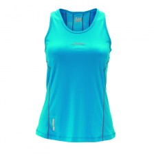 Zoot Ultra Run Icefil running top tank aqua