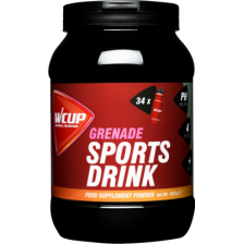 Wcup Sports Drink Grenade (1020g)