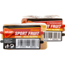 Wcup Sports Fruit 3x25gr