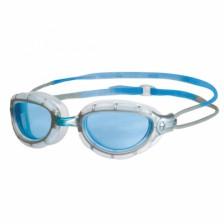 Zoggs Predator Blauw-Zilver-blauw
